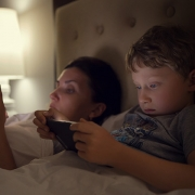 TV May Be Causing Your Preschooler's Sleep Problems