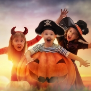 Healthy Trick-or-Treating Ideas