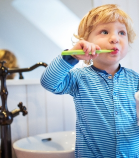 Taking Care of our Children's Teeth