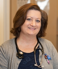 Ruth Caldwell, FNP