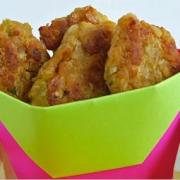 Chick-en Nugget Falafel
