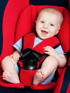 Keeping Up With Car Seat Safety