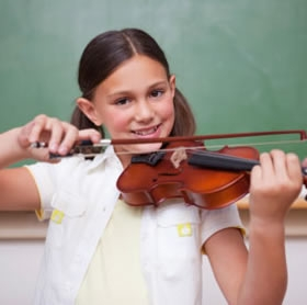 Study Shows that Learning to Play Music Makes Children Smarter