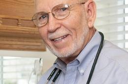 Dr. Douglas Hacking Retires After Lifetime of Service