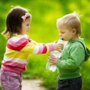 Preventing dehydration in children