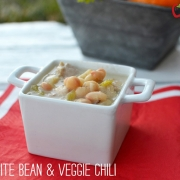 White Bean One Pot Chili Recipe