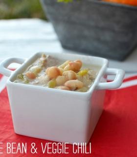 White Bean One Pot Chili Recipe