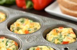 On-the-Go Breakfast Egg Cups Recipe