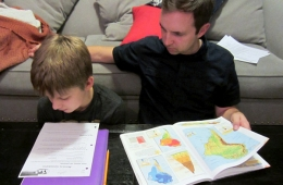 Homework strategies for children on the autism spectrum