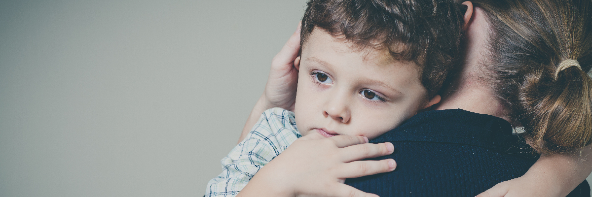 Helping your child deal with death, loss, and grief