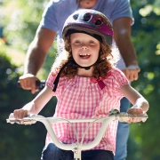 Ten Ways to Get Your Kids (and yourself) into Biking