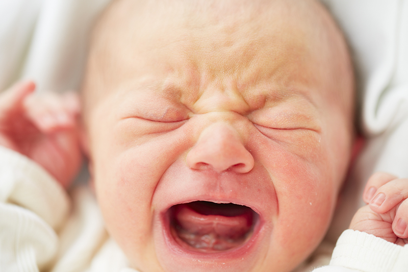 Colic & Shaken Baby Syndrome