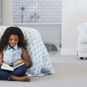 How old is old enough for my child to stay home alone?