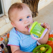 Switching From Bottle to Sippy Cup
