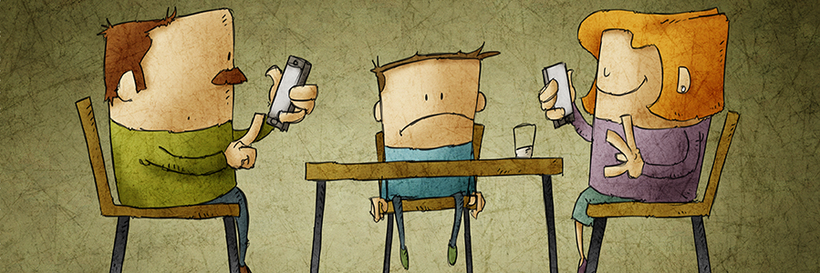 Parents and Tech: Is Your Phone Hurting Your Kids?