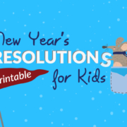 Healthy New Year's Resolutions for Kids