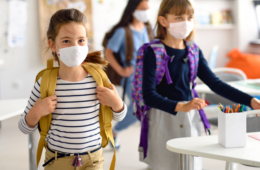 7 Ways To Prepare Your Kids To Return To School During A Pandemic